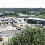 Fabian Way Park & Ride